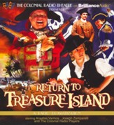 Return to Treasure Island - A Radio Dramatization