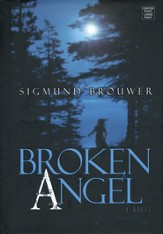 Broken Angel, Large Print