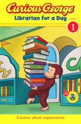Curious George Librarian for a Day (CGTV)
