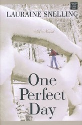 One Perfect Day, Large Print
