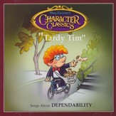 Tardy Tim - Songs About Dependability Audio CD