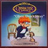 Obey, Don't Stray - Songs About Obedience, CD