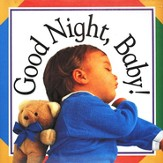 Padded Board Books: Good Night Baby