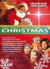 The Sights and Sounds of Christmas: The Complete  Collection, DVD