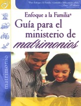 Guía Para el Ministerio de Matrimonios  (Marriage Ministry Guide)