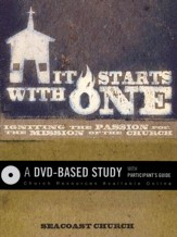 It Starts with One: A DVD Based Study: Igniting the Passion for the Mission of the Church