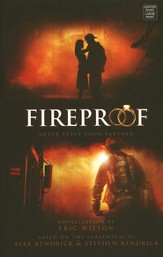 Fireproof, Large Print