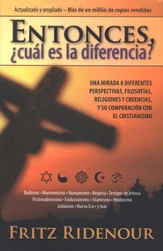 Entonces, ¿Cuál Es la Diferencia?  (So, What's the Difference?)
