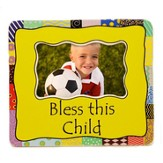Bless This Child Photo Frame
