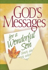 God's Messages for My Son Book