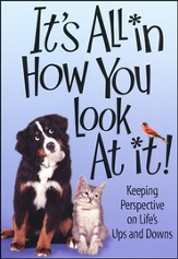 It Is All In How You Look At It Book
