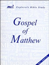 Matthew, Book 2 (Lessons 11-20)