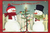 Christmas is For Saying Out Loud Cards, Box of 20
