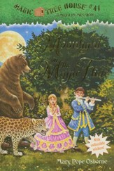 Magic Tree House #41: Moonlight on the Magic