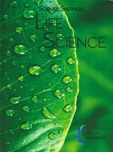 Science Shepherd Life Science Textbook Hardcover