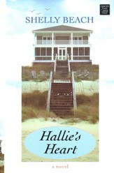 Hallie's Heart, Large print