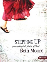 Stepping Up: A Journey Through the Psalms of Ascent,  Member Book - Slightly Imperfect