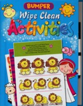 Bumper Wipe-Clean Activities