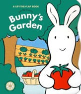 Pat the Bunny:Bunny's Garden-A Lift-the-Flap Book
