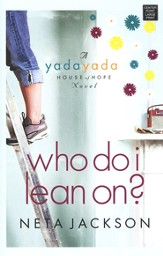 #3: Who Do I Lean On?, Large print