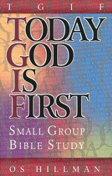TGIF Today God is First, Small Group Bible Study