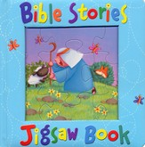 Bible Stories Jigsaw Book