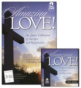 Amazing Love CD Promo Pack, An Easter Celebration of  Sacrifice and Resurrection