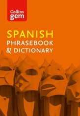 Collins Gem Spanish Phrasebook and Dictionary (Collins Gem) - eBook