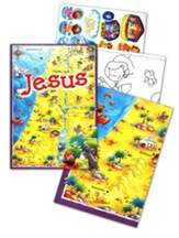 Jesus Activity Pack