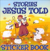 Stories Jesus Told, Sticker Book