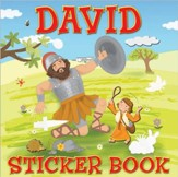 David: Sticker Book