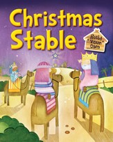 Build Your Own: Christmas Stable