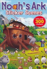 Noah Sticker Scene Book