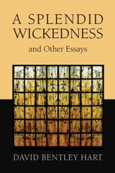 A Splendid Wickedness and Other Essays - eBook