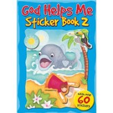 God Helps Me, Sticker Book