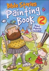 Painting Book 2 - Bible Stories