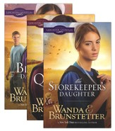 Daughters of Lancaster County Series, Vols. 1-3 (rpkgd)