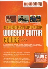 Intermediate Guitar, Volume 2
