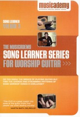 Song Learner Series for Worship Guitar, Volume 3