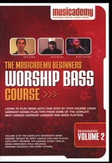 Beginners Worship Bass Course, Volume 2