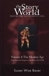 Hardcover Text Vol 4: The Modern Age, Story of the World