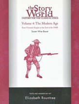 Story of the World, Vol. 4: The Modern Age Test Book