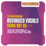 The Musicademy Advanced Vocals Work-Out CD