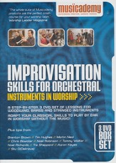 Improvisation Skills for Orchestral Instruments In Worship