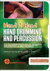 Hand Drumming and Percussion