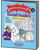 Vocabulary Companion: Social Studies Middle School