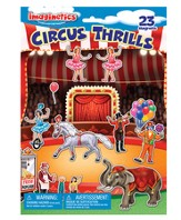 Circus Thrills Playset