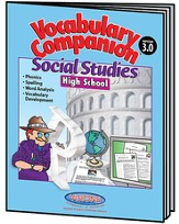 Vocabulary Companion: Social Studies High School