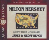 Milton Hershey, Audiobook on CD
