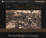 The Red Badge of Courage                        - Audiobook on CD